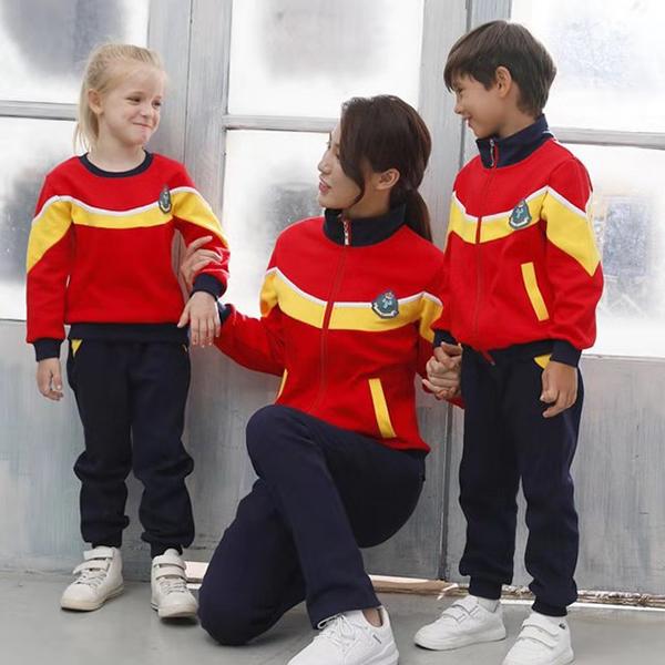 冬季运动款园服H920026