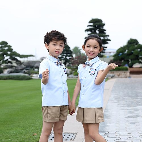夏季幼儿园园服