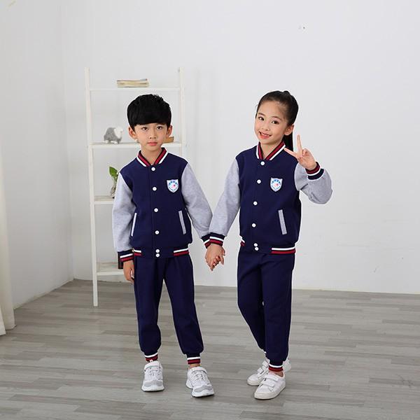冬季运动款幼儿园园服