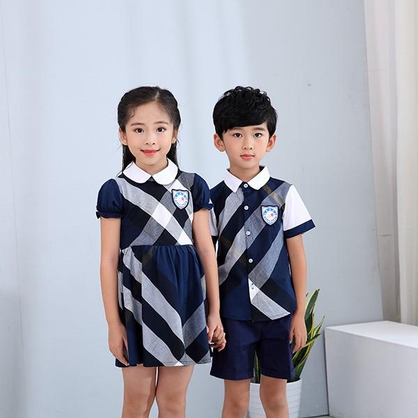 夏季礼服款幼儿园园服