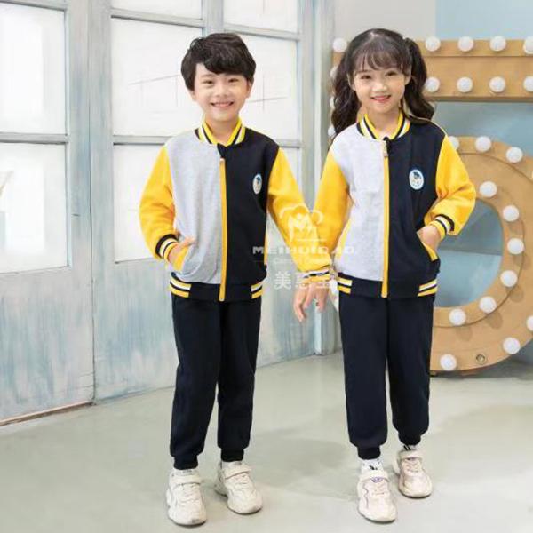 选择冬季小学生校服款式有什么讲究?