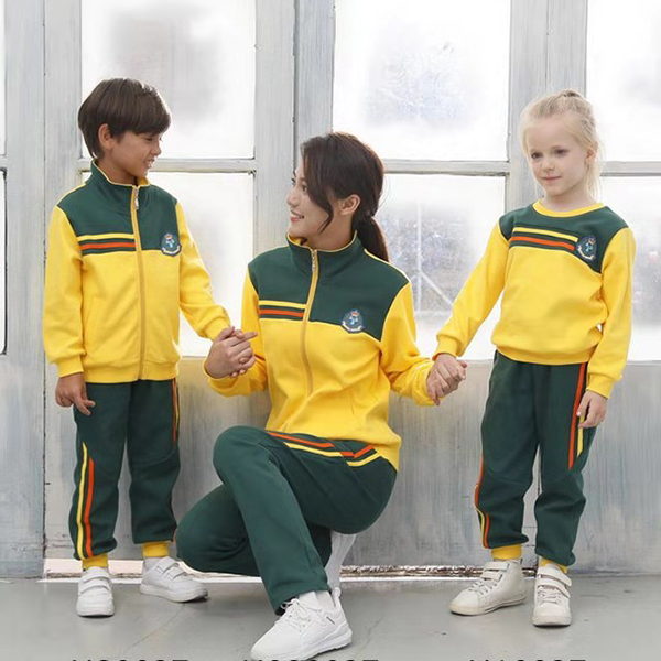 冬季运动款园服H920037
