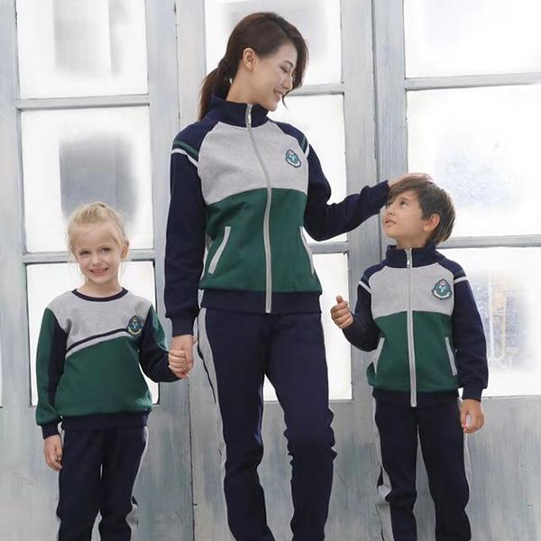 冬季运动款园服H920010