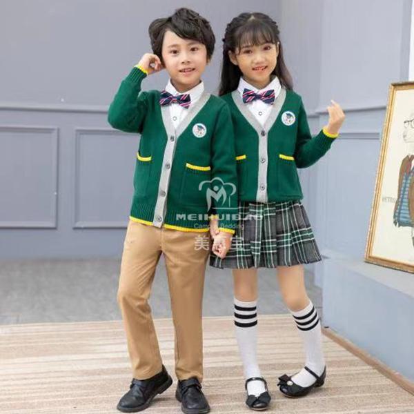冬季礼服款园服JJ88981