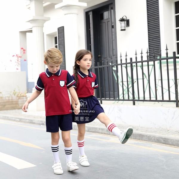 清理幼儿园夏天制服的四个方法!