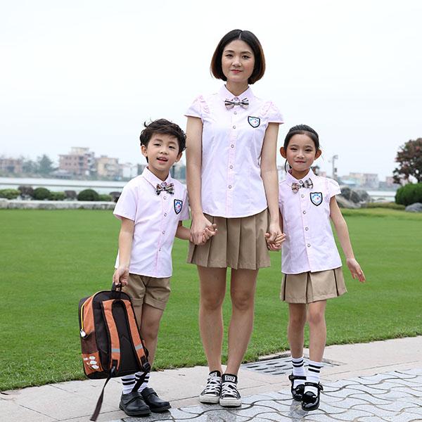 冲锋衣型学生园服管用吗?