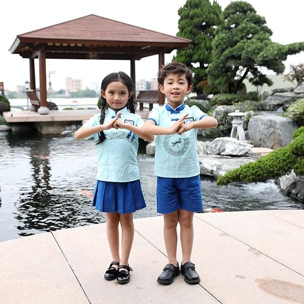 幼儿园夏装园服批发要注意的问题