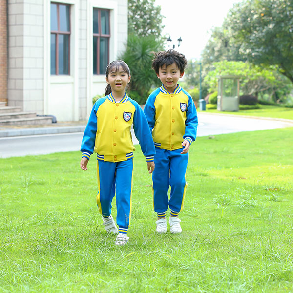 怎么防止幼儿园园服褪色