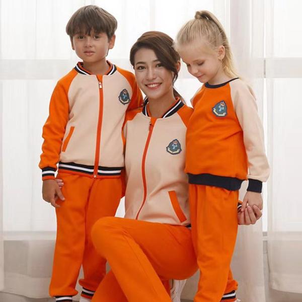 冬季运动款园服H920022