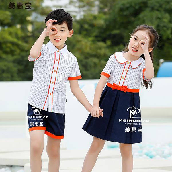 夏季礼服款园服A21032