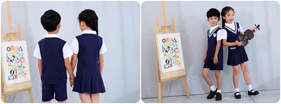 夏季幼儿园礼服款产品展示