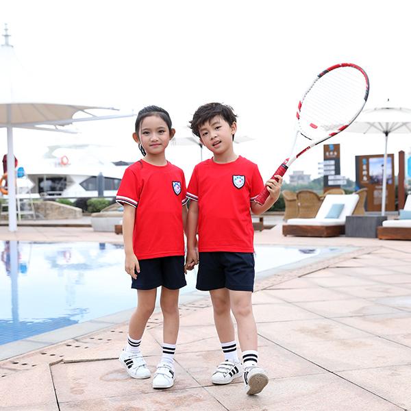 幼儿园夏季运动园服